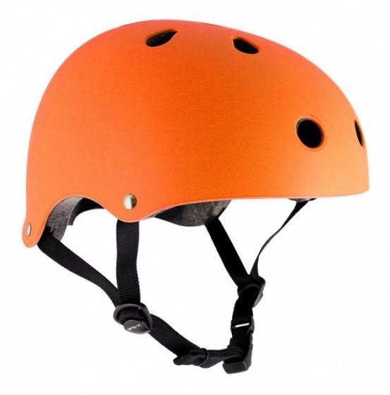Skate Helmet Essentials Mat Orange Size 49/52 cm