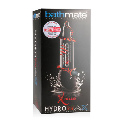 Bathmate HydroXtreme 9 - Clear