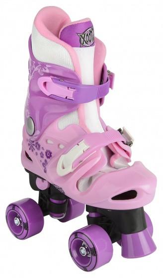 Quad Skates Skate Girls Pink Size 36/38