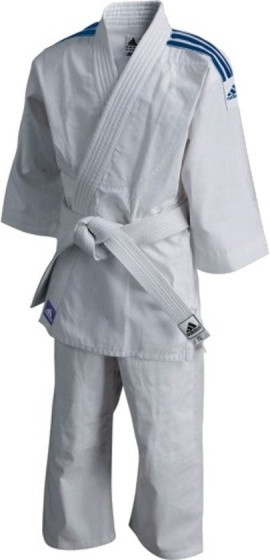 Judogi 200 Evolution Junior White Size 100/110 cm