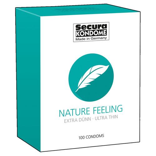 Nature Feeling condoms - 100 pieces
