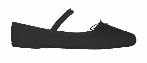 Ballet Shoes Black Size 23