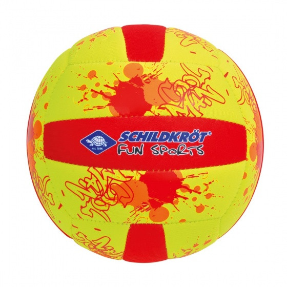 Mini Beach Volleyball Yellow Size 2