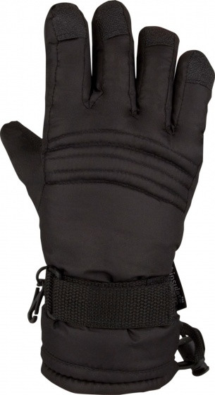 Ski Gloves Taslan Sven Jr Junior Black Size 5
