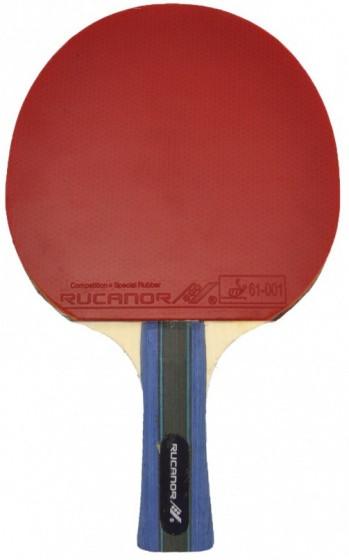 Table Tennis Bats Shinto Super Red / Black