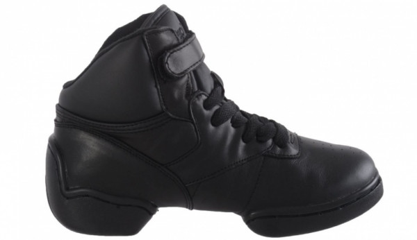 Dance Sneakers Split Sole High Model Black Size 44,5