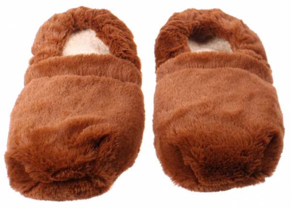 Warmers Coselle Ladies Brown Size 36-40