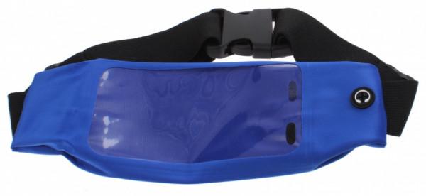 Sport Waistband Waist Bag Polyester 51-71 cm Blue