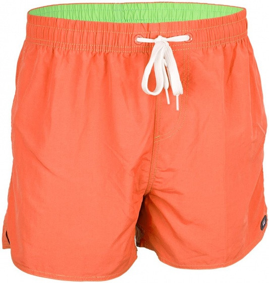 Shorts Miami Men Orange Size Xl