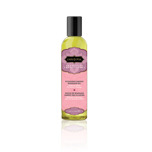 Aromatic Massage Oil - Pleasure Garden 59 ml