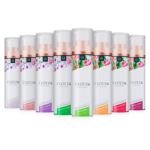 Exotiq Massage oil Lovely Lavender - 100 ml