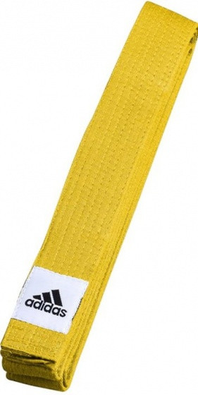 Judo Band Club Yellow Size 260 cm