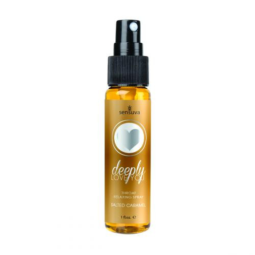 Deeply Love You Throat Relaxing Spray - Salted Caramel