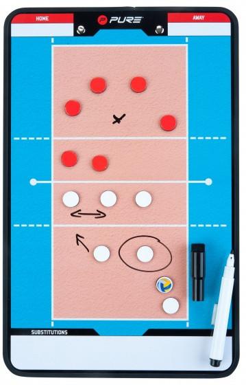 Coachboard Volleyball 35 X 22 cm