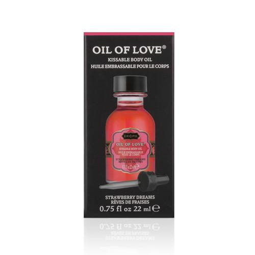 Oil of Love - Strawberry Dreams 22 ml