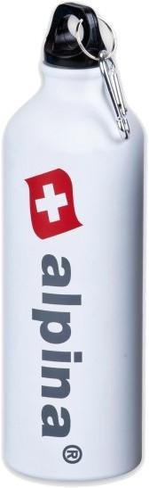Drink Bottle 750 Ml Aluminum White