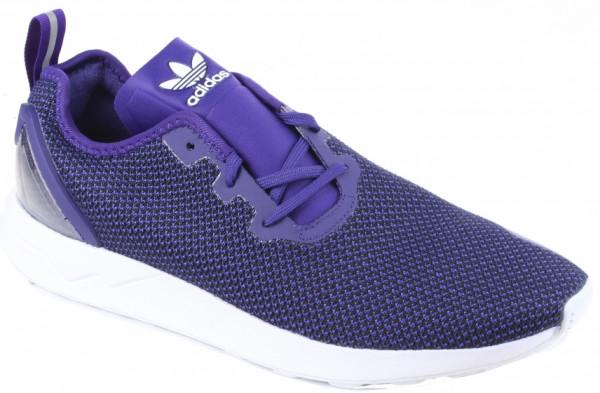 Sneakers Zx Flux Adv Asym Men's Purple Size 36 2/3