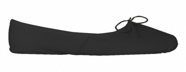 Ballet Shoe Splitzool Black Size 38
