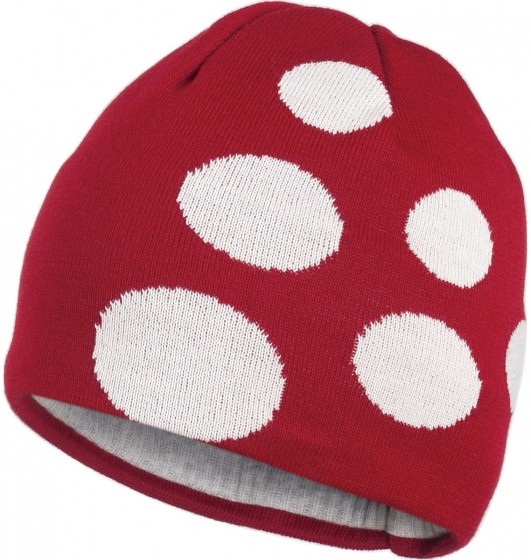 Hat Big Logo Hat Unisex Red Size S / M
