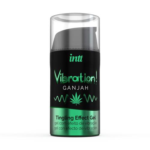 Vibration! Ganjah Tingling Gel