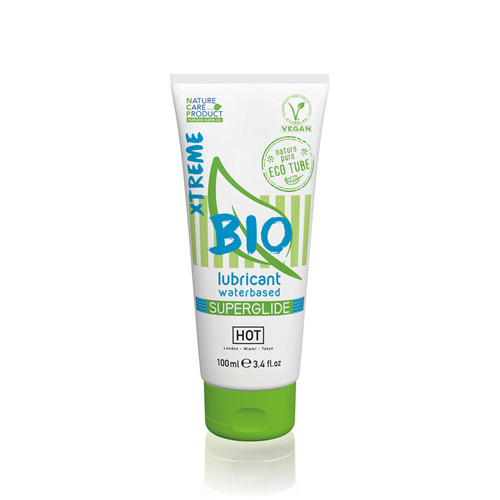 HOT BIO Superglide Xtreme Water-Based Lubricant - 100 ml