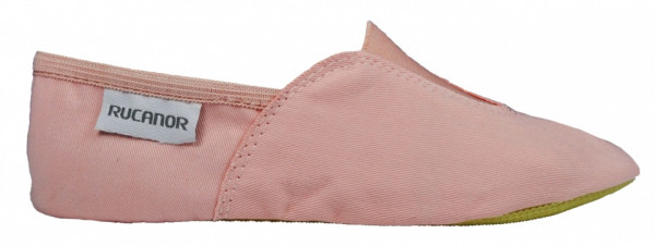 Gymnastic Shoes Duisburg Girls Pink Size 35