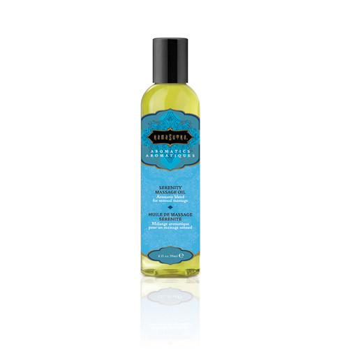 Aromatic Massage Oil - Serenity 59 ml