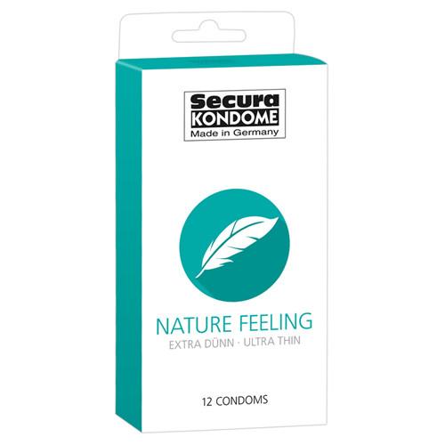 Nature Feeling condoms - 12 pieces