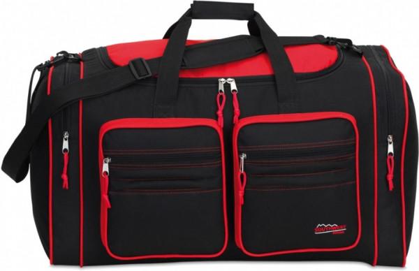 Sports Bag Southwest Bound 71.5 Liters Black / Red