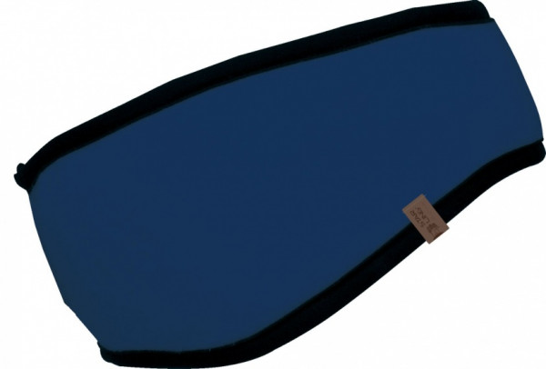Headband Snowflake 2 Blue