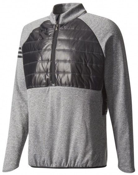 Jack Climaheat Quilted Men Gray / Black Size Xs
