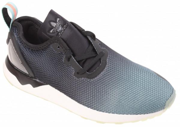 Sneakers Zx Flux Adv Asym Men Blue / Black Mt 36