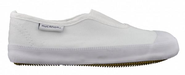 Gym Shoes Rsa Speedy Girls White Size 35