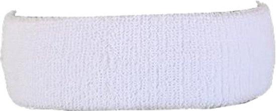 Hair Band Unisex White