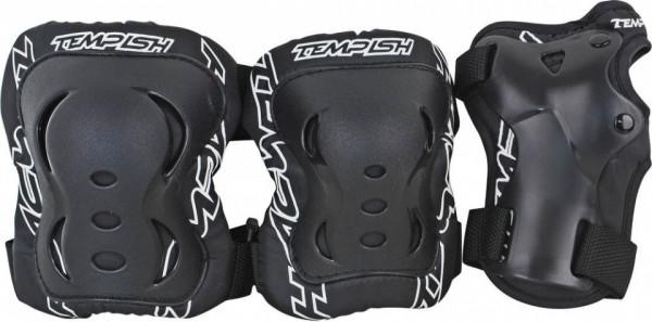 Protection Set Fid Unisex Black Size S