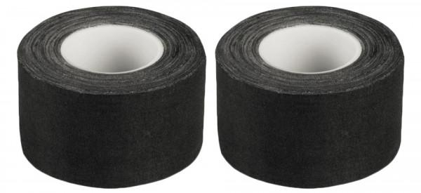 Sports Tape 25 mm Black 2 Rolls