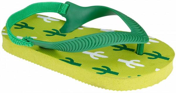 Toddler Slippers Rio Junior Green Mt 25