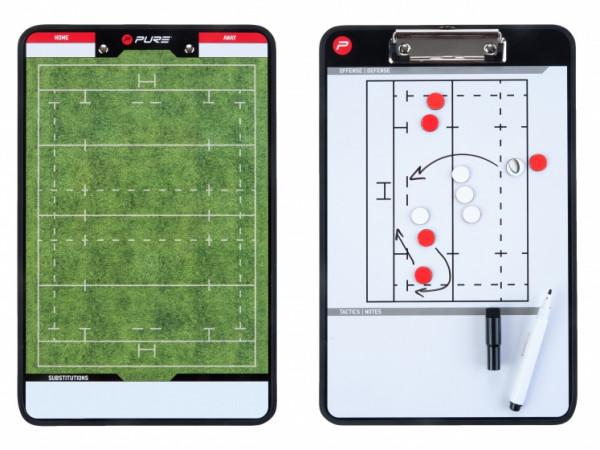 Coachboard Rugby 35 X 22 cm