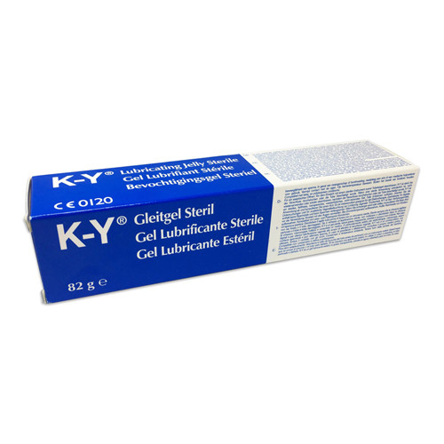 KY Gel Sterile Lubricating Jelly