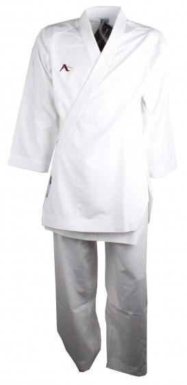 Karate Suit Onyx Air Wkf White Unisex Size 210