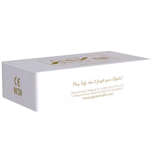 Glyde Ultra Maxi- 100 Condoms