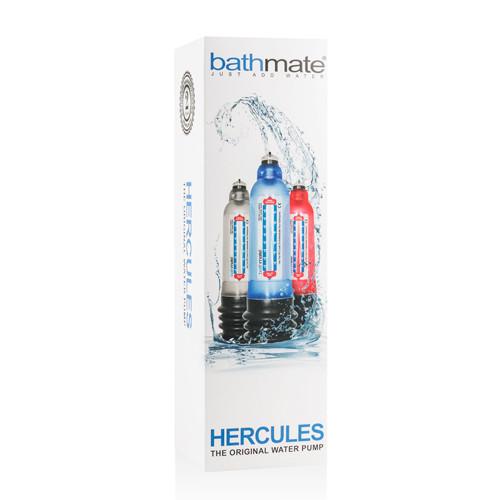 Bathmate Hydro 7 Penis Pump - Red