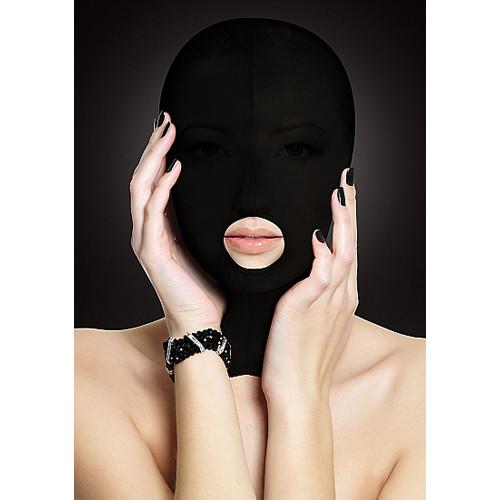 Subversion Mask Dark - Black