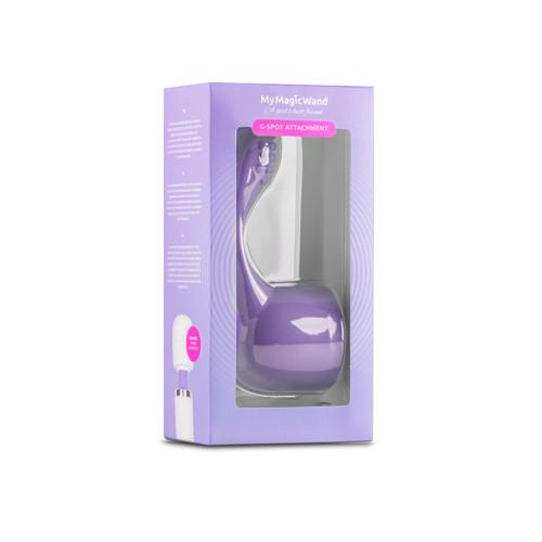 MyMagicWand G-Spot Attachment - Purple