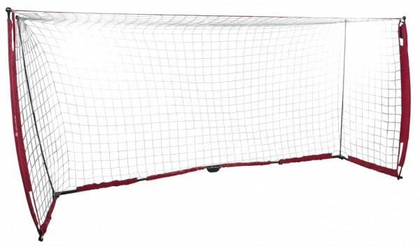 Football Goal 365 X 183 cm White / Red