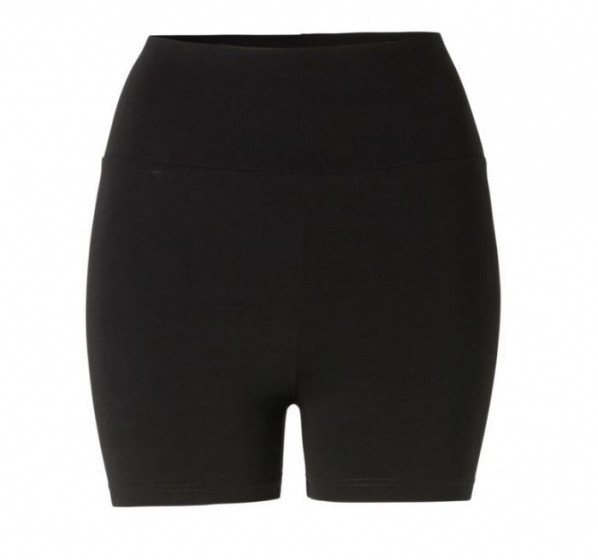 Sport Short Hotpants Flip Chart Black Size Xs