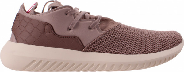 Sneakers Tubular Entrap Ladies Brown Size 38 2/3