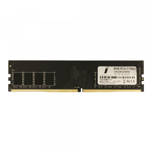 2666 8GB Innovation It Cl19 1.2v Ld