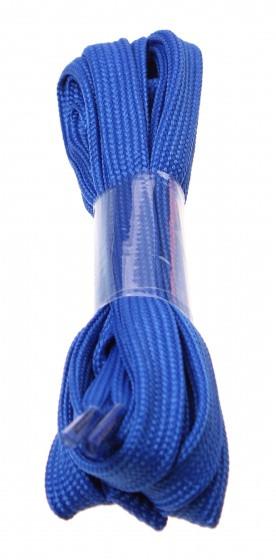 Shoe Laces Flat Blue 130 cm
