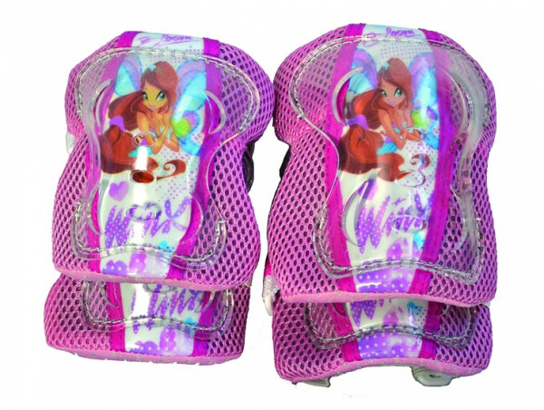 Protection Set Winx Club Girls Pink